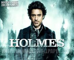 Robert Downey Jnr as Sherlock Holmes