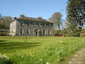 Drishane House, home of the Somerville family, Castletownshend, Co Cork