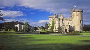 Dromoland Castle: bring a necktie