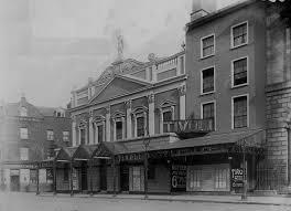 The Irish Press offices were in the old Tivoli Theatre building