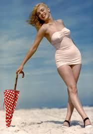Marilyn Monroe: ahead of the curve