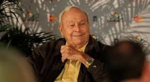 """Mister"" Palmer at Bay Hill this week, in the run-up to the ""Invitational"" tournament."
