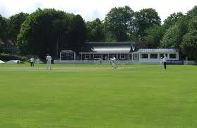 The square and outfield at Cork County CC ground in the Mardyke, Cork city.