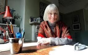 Mistress of her craft: Iva Abbotson.