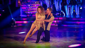 Caroline and Pasha: hotly fancied to win the final.