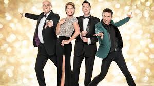 Judges Len, Darcy, Craig and Bruno.