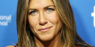Jennifer Aniston - our paths nearly crossed in the west.