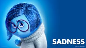 Sadness, voiced by Phyllis Smith, is the key emotion in Inside Out.