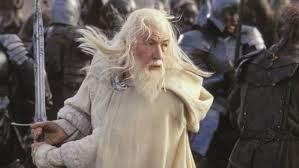 Lord of the rings 3 gandalf